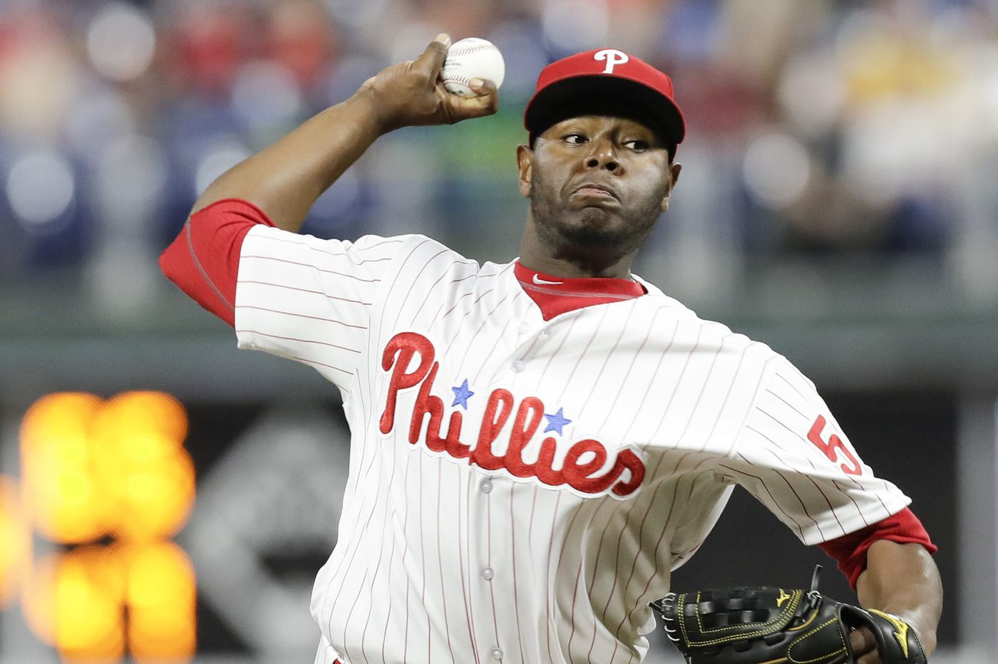 Phillies demote Hector Neris to minors, promote former Roy Halladay pupil