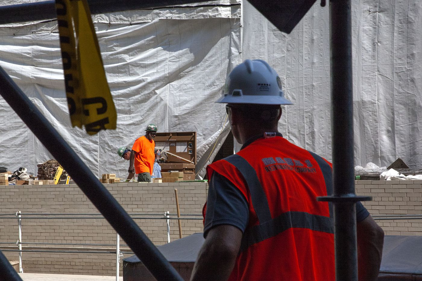 Construction workers are uniquely at risk for heroin overdoses, study finds