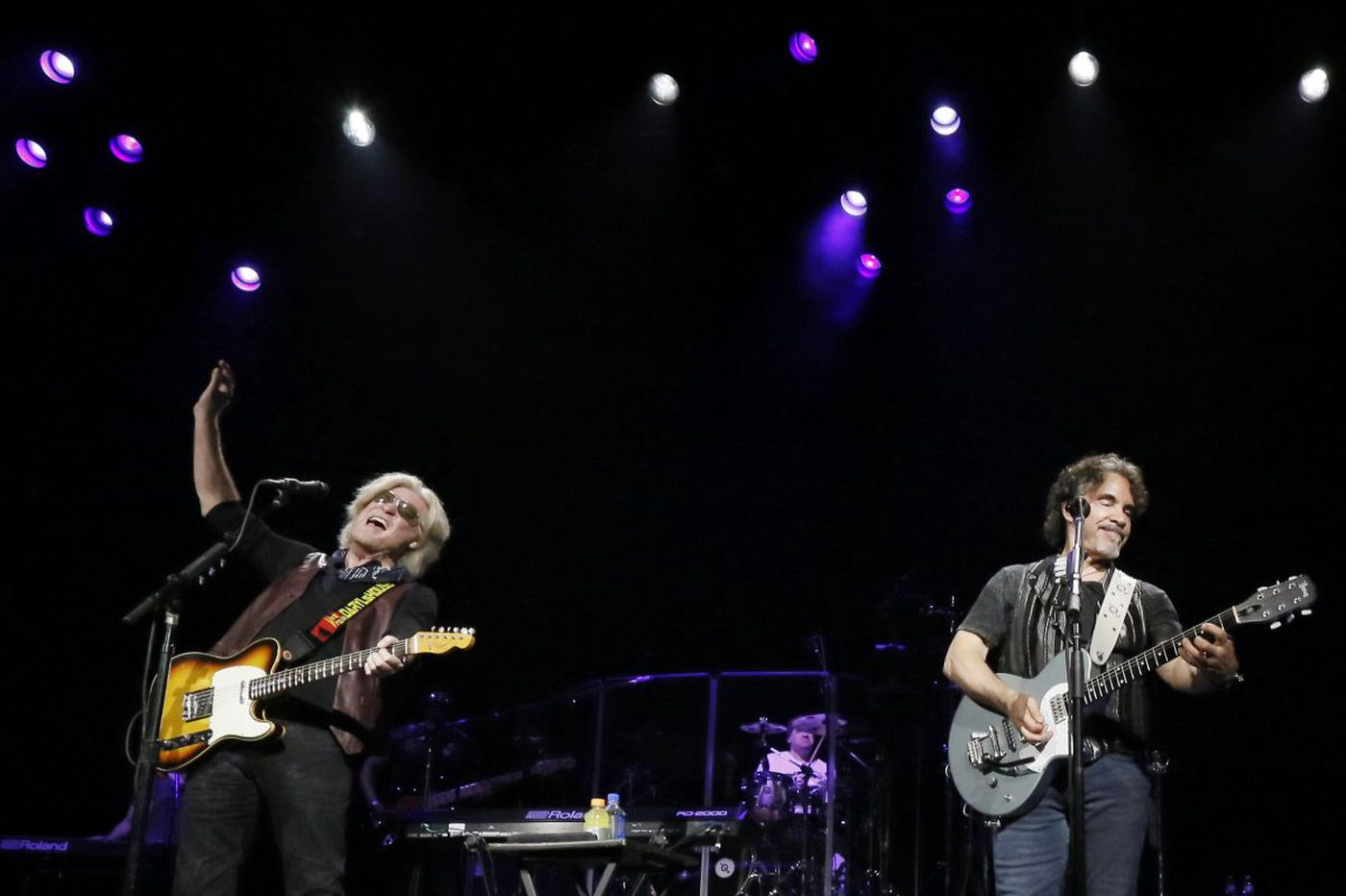 Hall & Oates' Hoagie Nation returns to Festival Pier for its second year