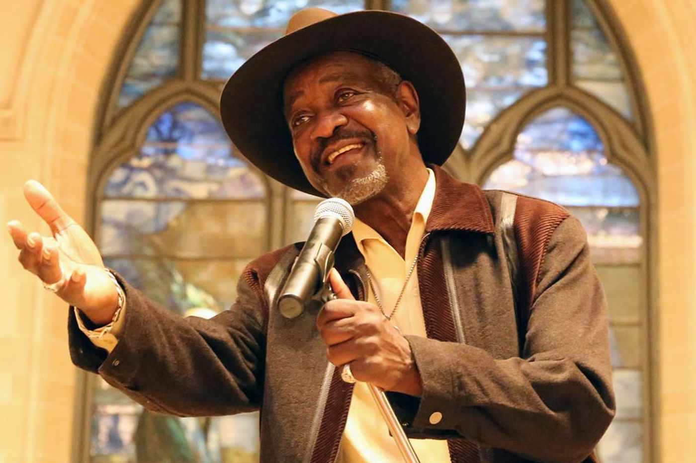 Frank Bey, Philly blues singer whose Georgia roots fueled his vocals, dies at 74