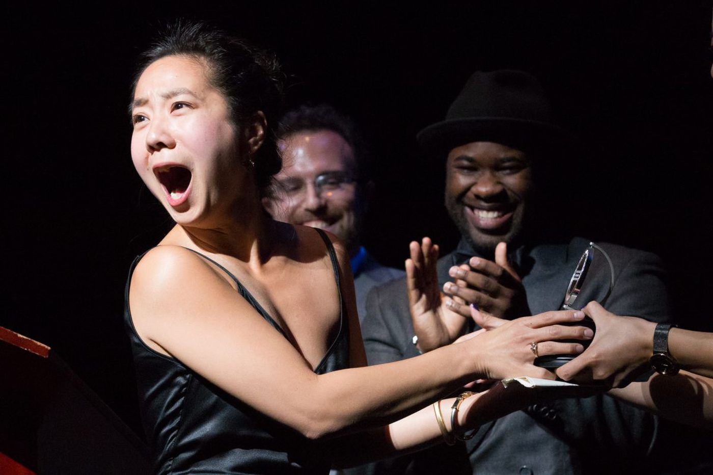 Behind the Barrymore awards: Meet the army of butts in seats rating every play in town