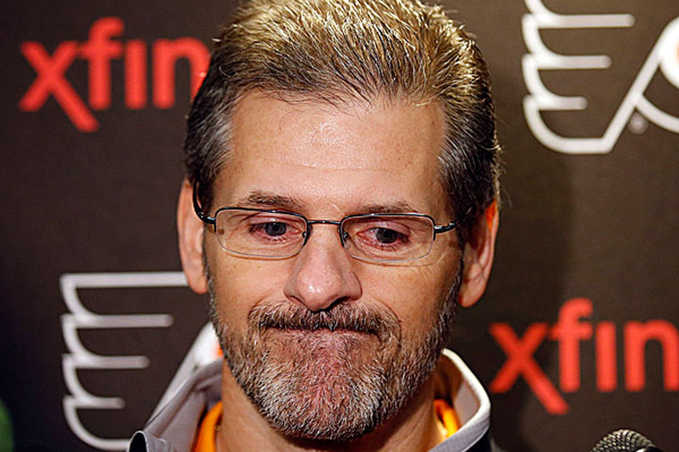 Hard to read into Hextall's vote of confidence