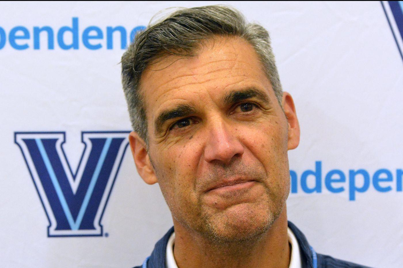 Villanova's Jay Wright named assistant coach of 2019-20 U.S. national team