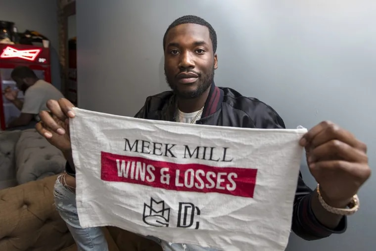 Meek Mill was sentenced Monday to state prison for probation violations.
