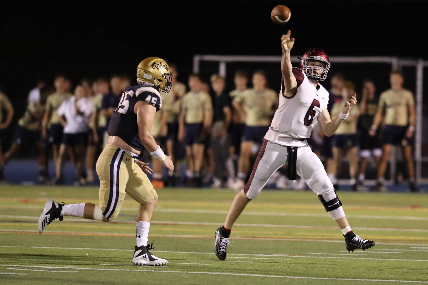 Four Philly area Catholic schools proceed with three fall sports, with football still uncertain