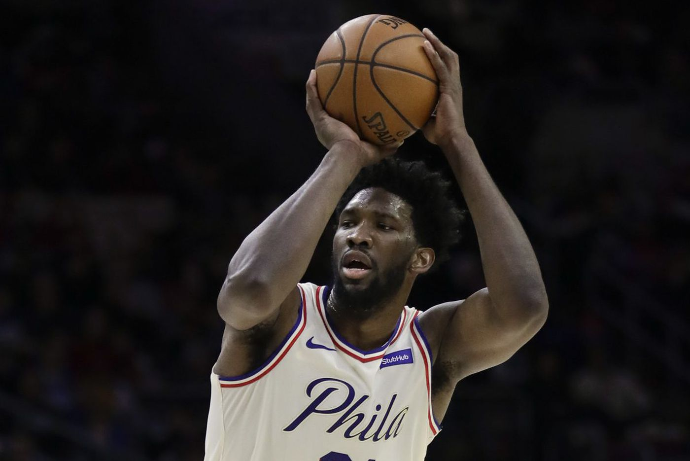 Sixers' Joel Embiid named Eastern Conference player of the week