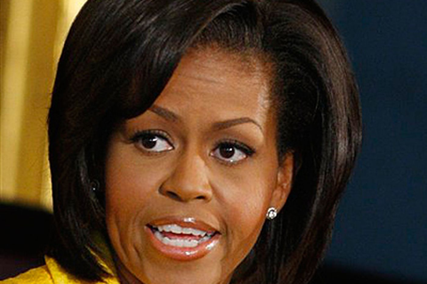 Michelle Obama cultivating food policy