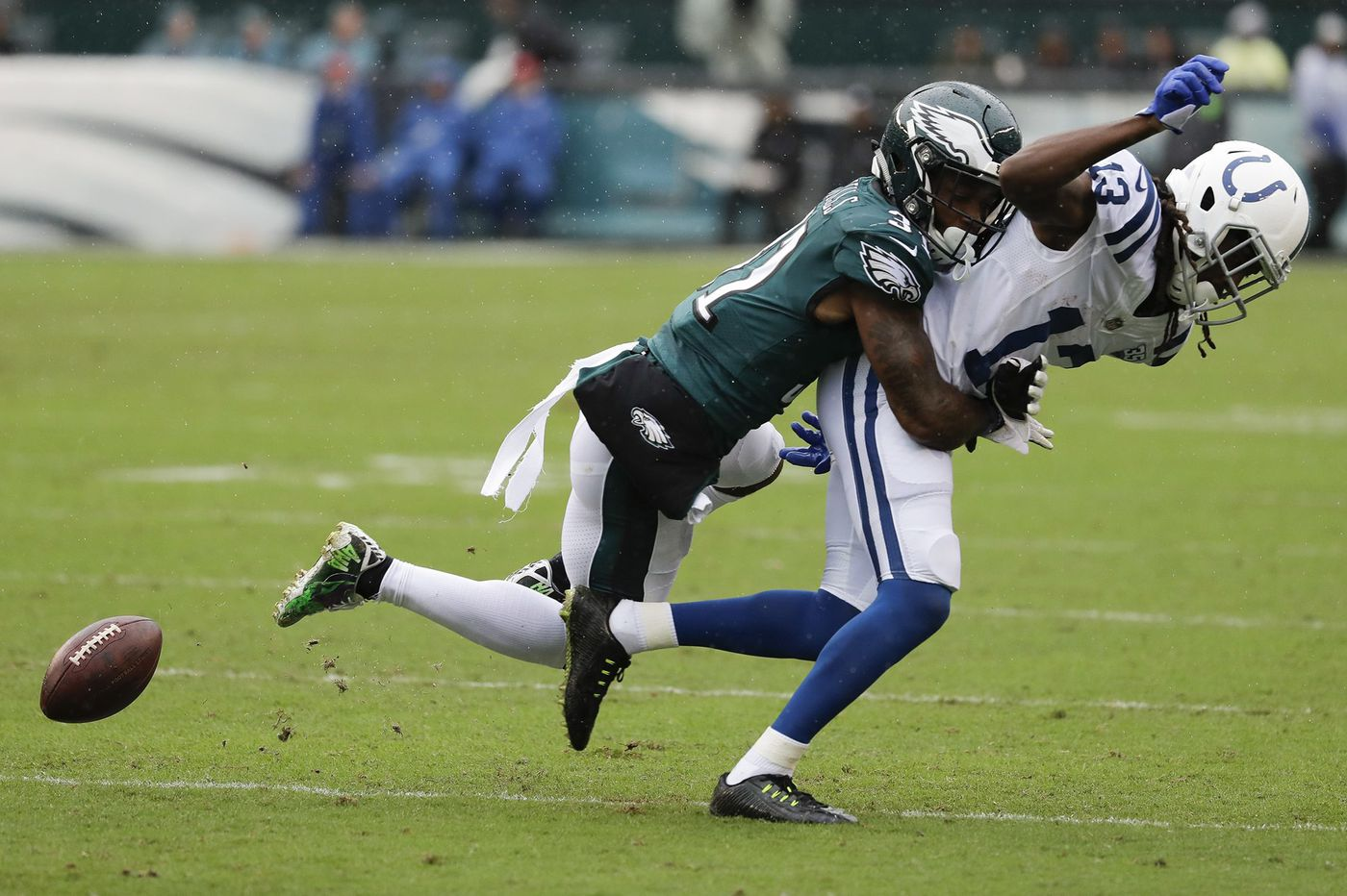 Eagles' red-zone defense, not Carson Wentz, was the difference-maker in win over Colts