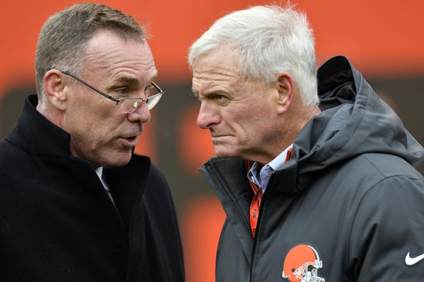 Report: Browns ask Eagles permission to interview VP of football operations Andrew Berry for Cleveland's general manager job