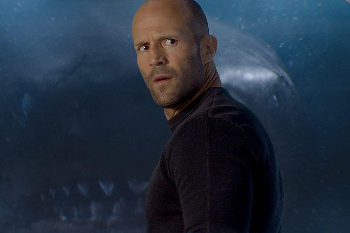 'The Meg': Jason Statham vs. the giant prehistoric shark