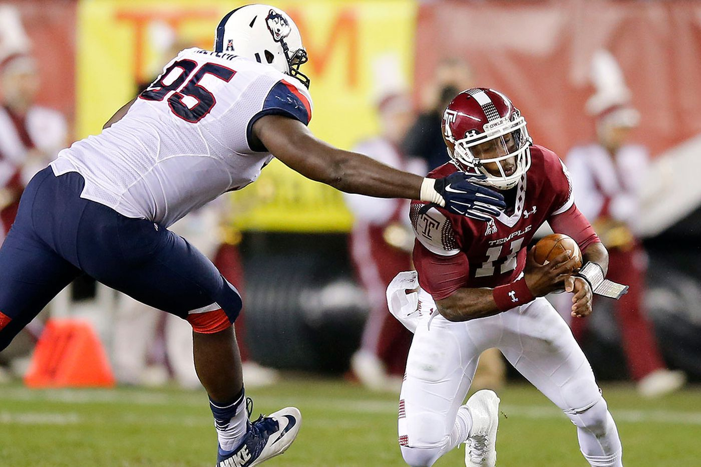 Temple is 10-2: How unexpected is that?