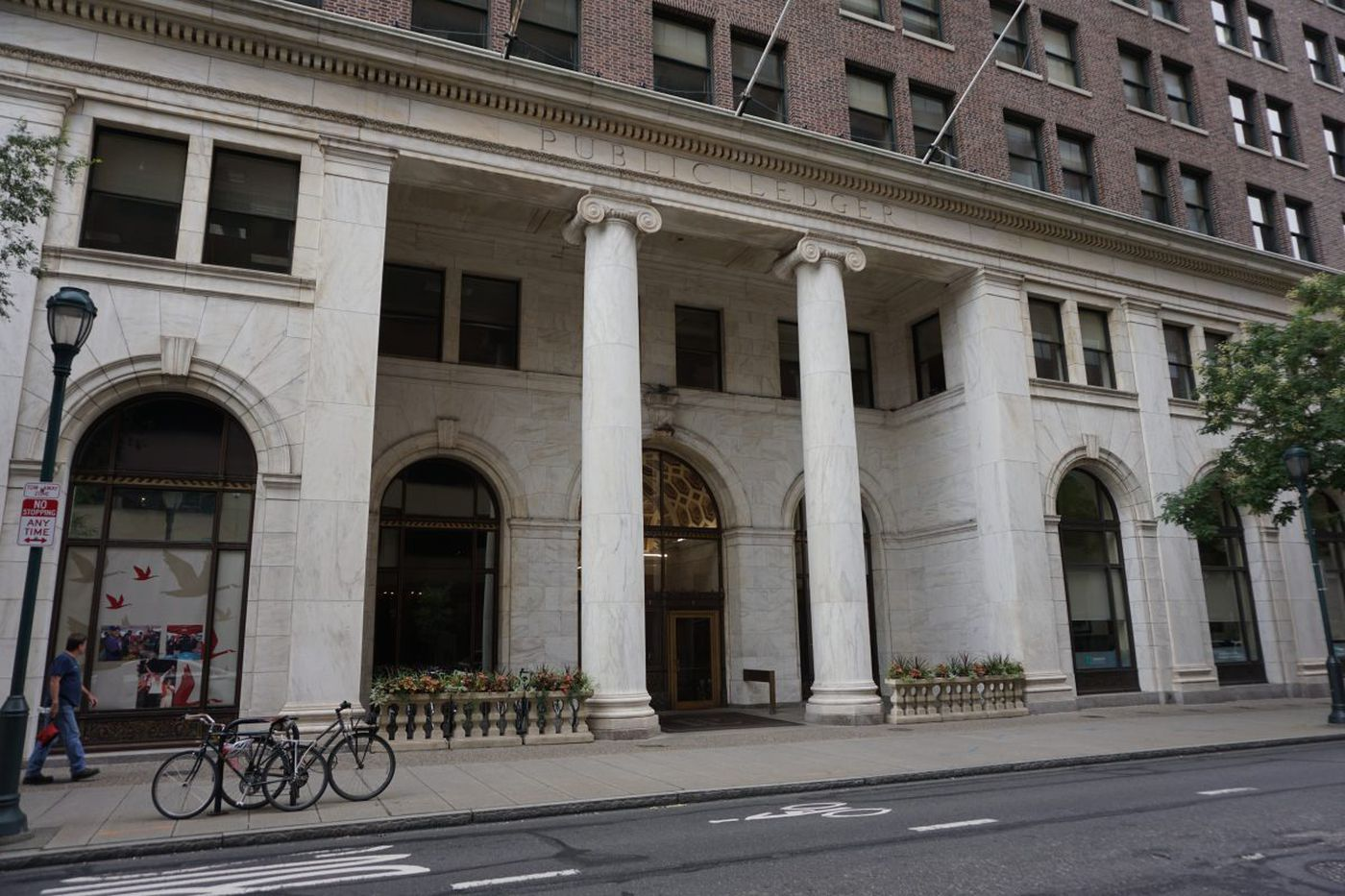 Public Ledger building owner sells off section of historic structure in Philly