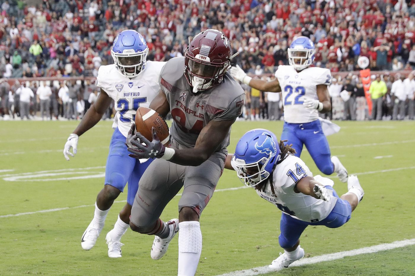 Temple remains upbeat, but remaining schedule is tough   Analysis