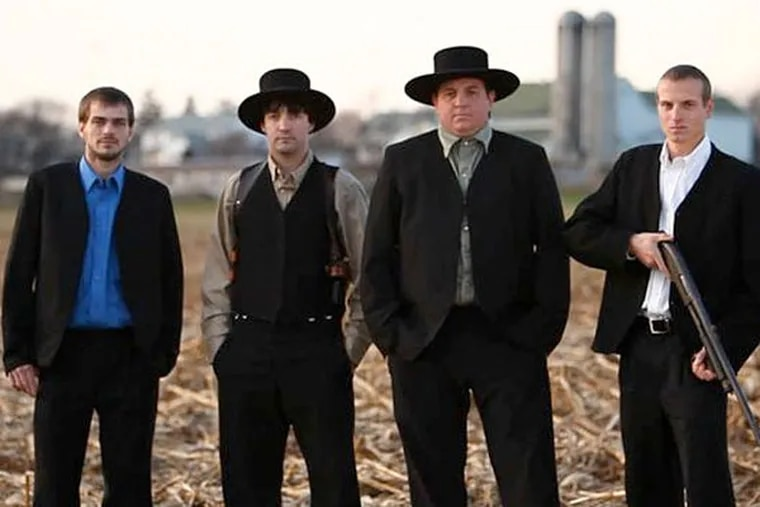 """The Discovery Channel's latest """"reality TV"""" venture, """"Amish Mafia."""""""