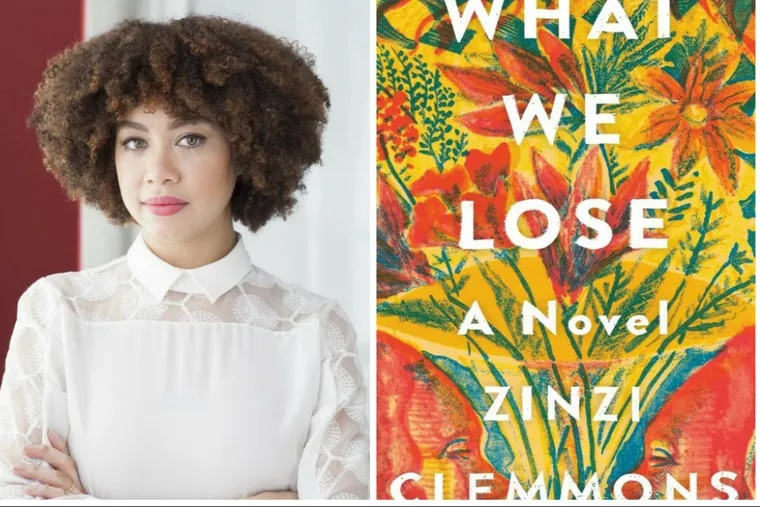 """Novelist Zinzi Clemmons' first novel is titled """"What We Lose.'"""