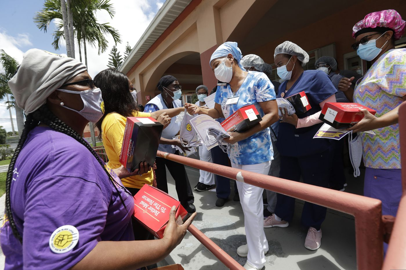The pandemic has shown just how much workers need unions | Opinion