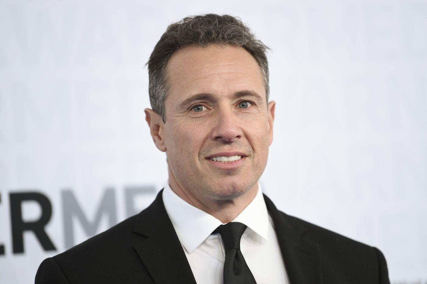 CNN's Cuomo says he has coronavirus, has shown symptoms