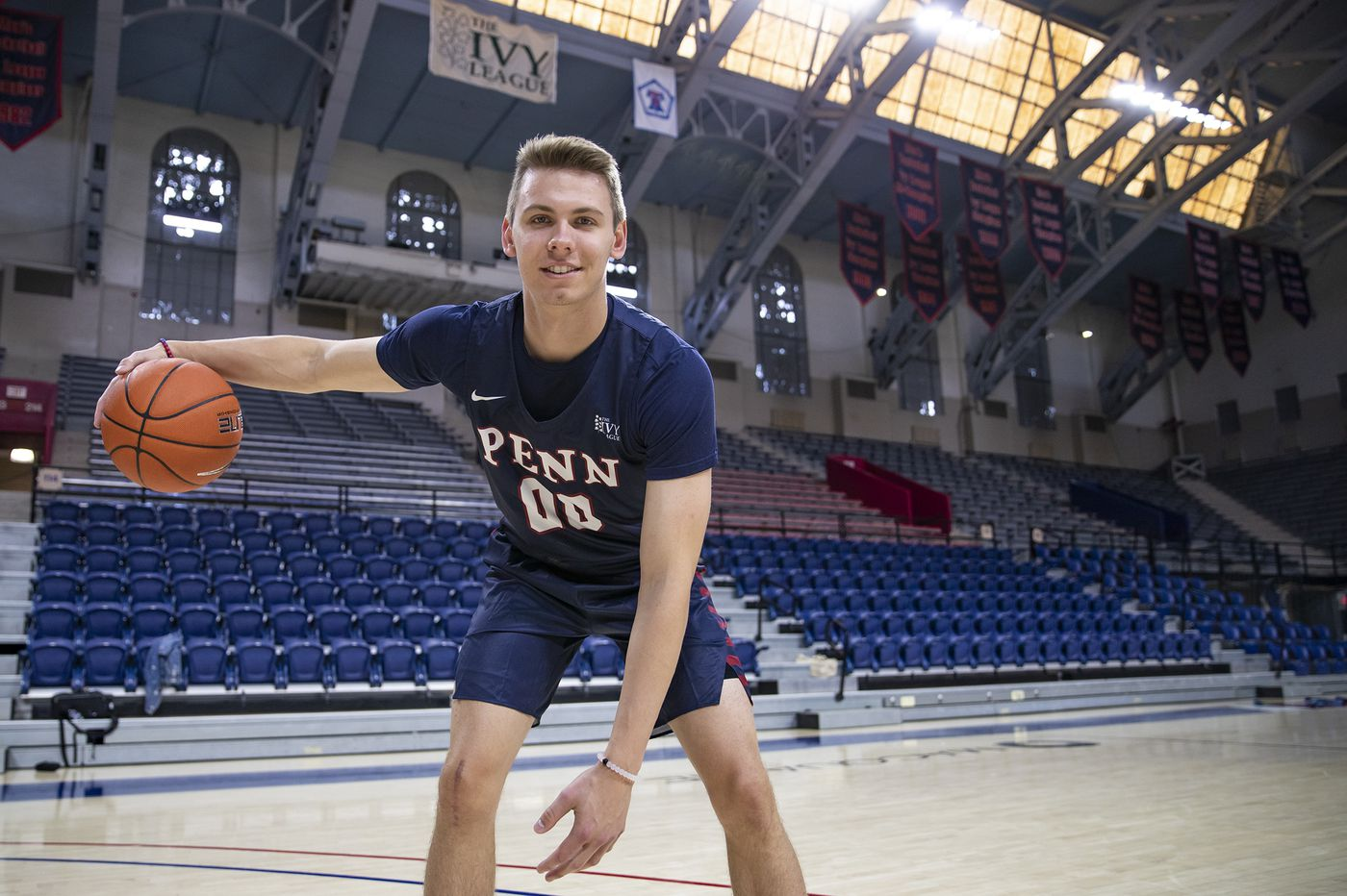 Penn's Ryan Betley back for one more year (but just one) | College basketball preview