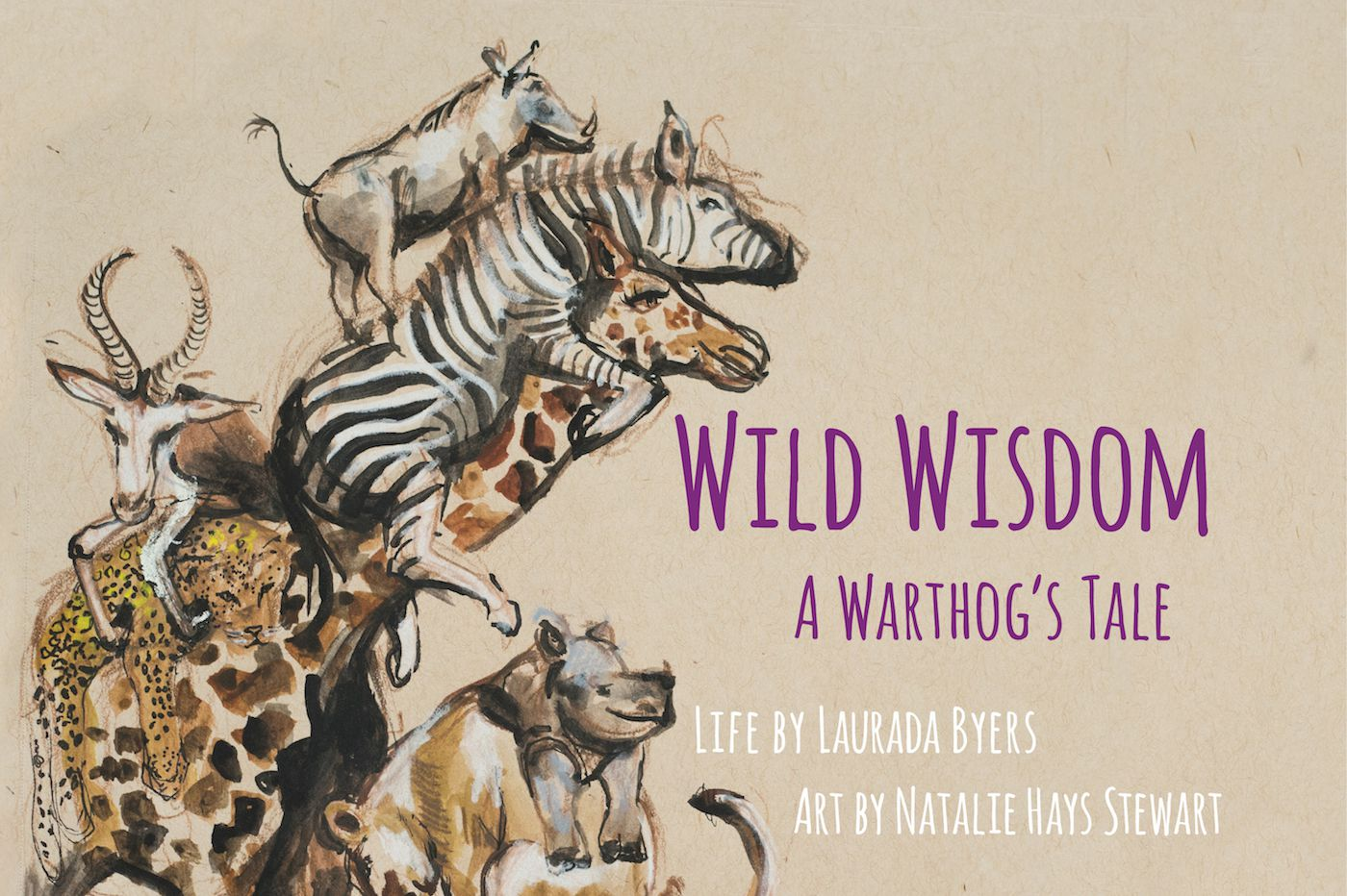 ReadUp: Life, warts and all