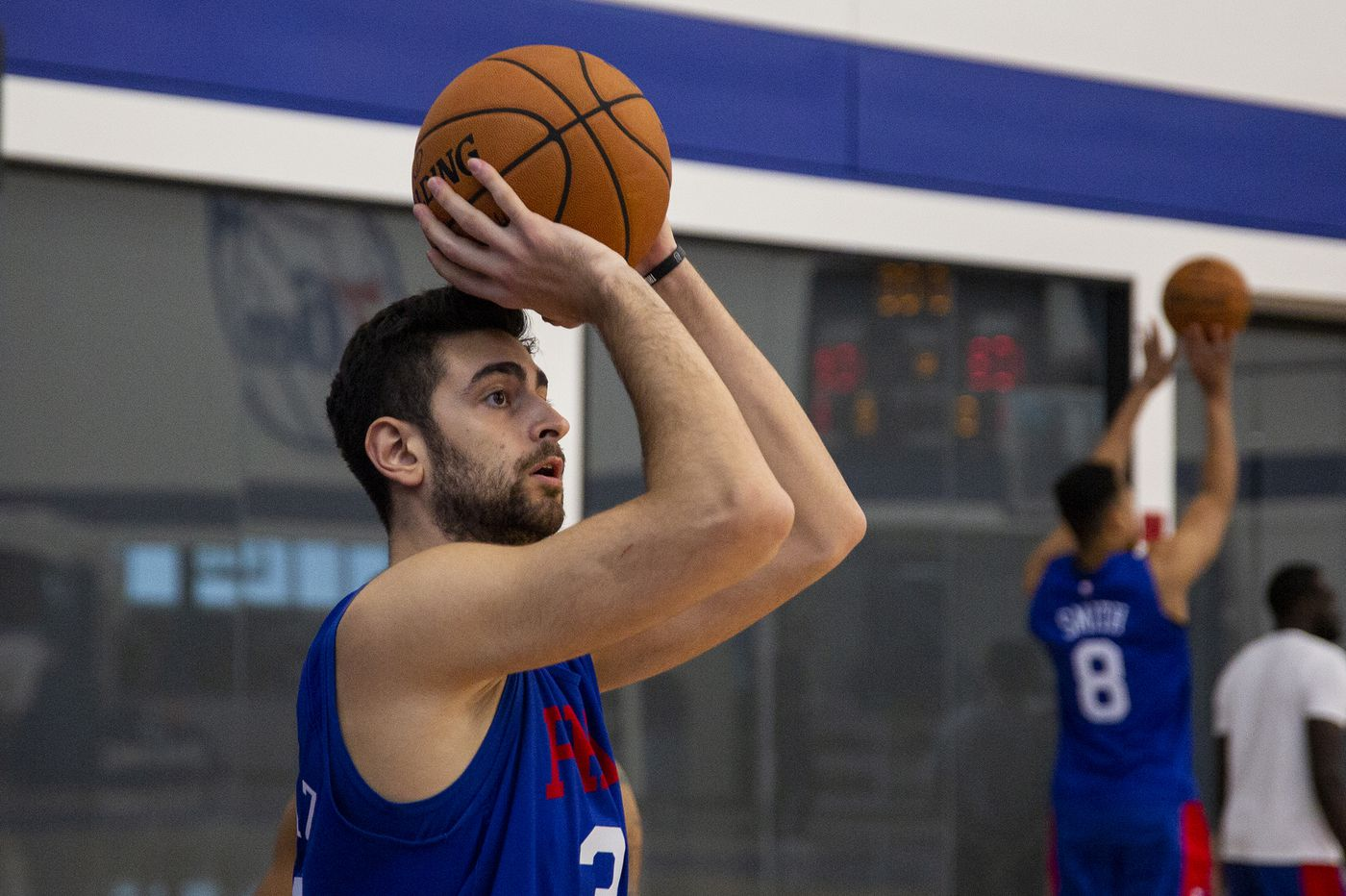 Furkan Korkmaz looks to make impact with Sixers, who end preseason with 112-93 loss to Wizards: 'I'm fighting for my jersey'