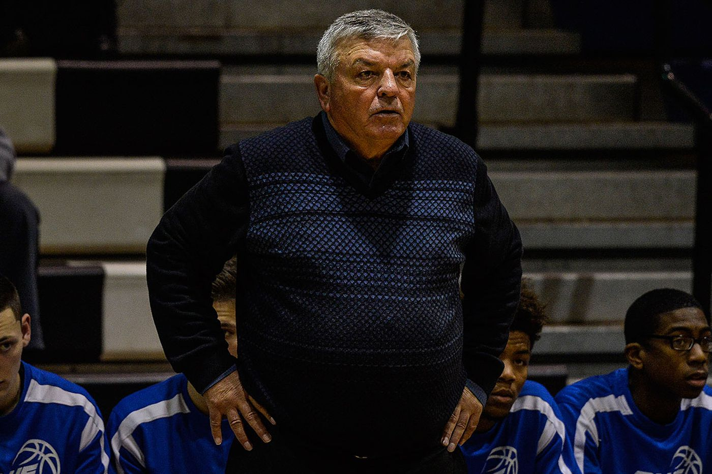 S. Jersey Boys: Burlington City's Collins wins 700th