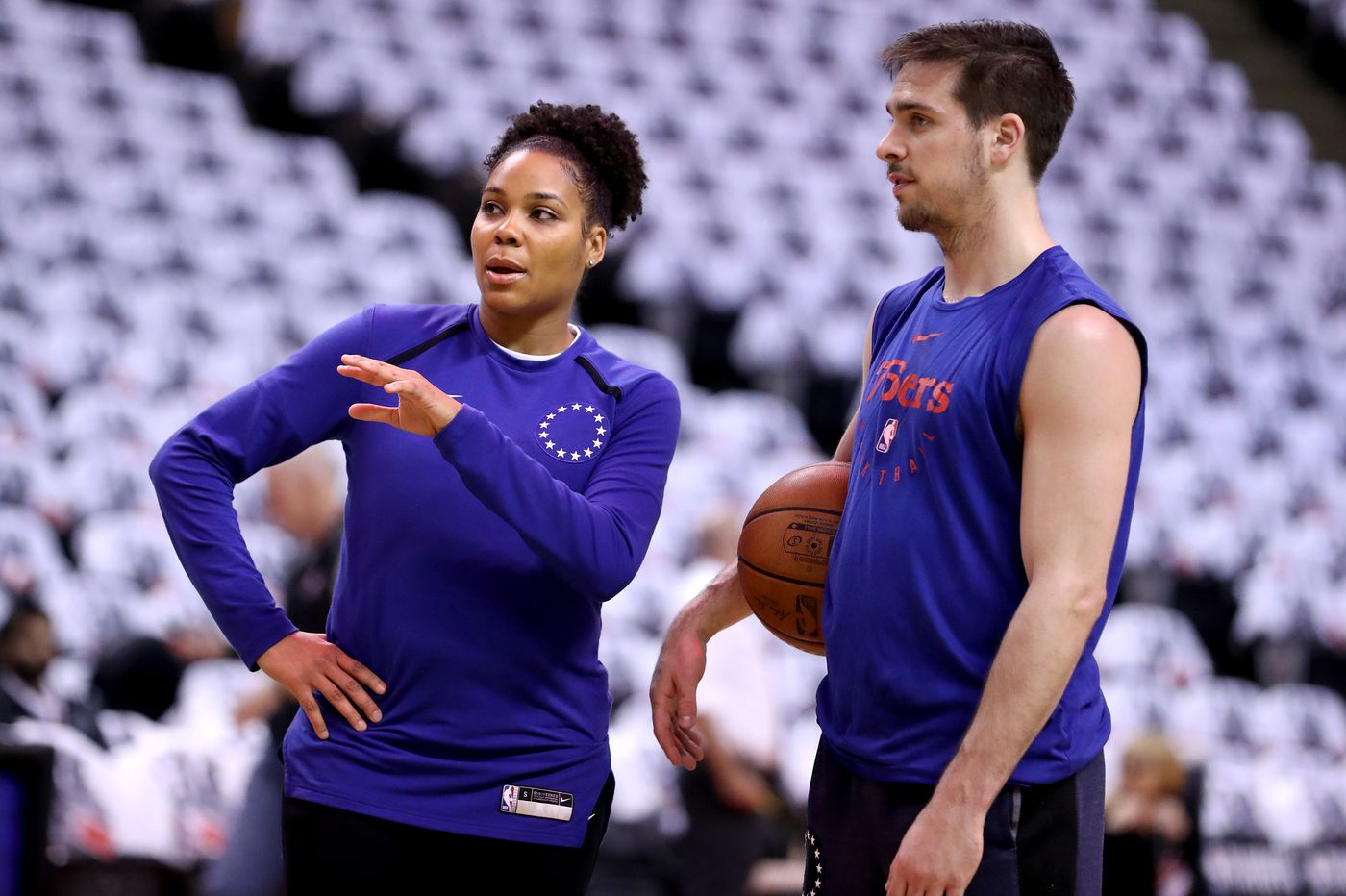 T.J. McConnell might be the Sixers' best option to back up Ben Simmons | David Murphy