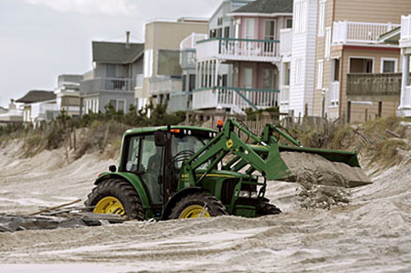 Officials: Ruling could kill beach replenishment