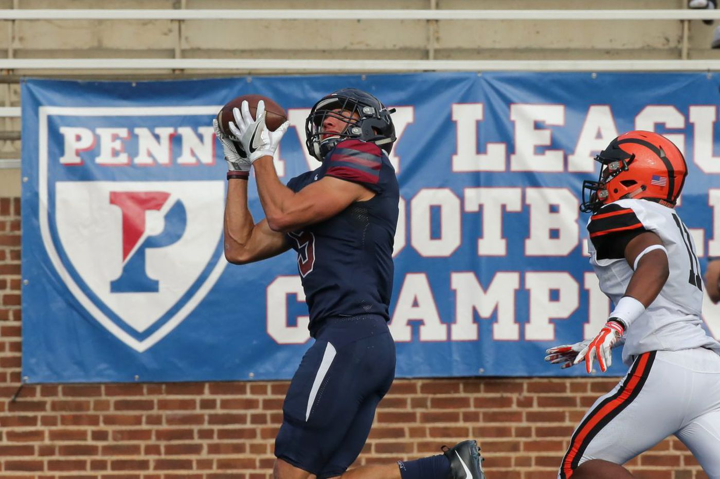 Penn upsets Princeton, 38-35, in Ivy League football thriller at Franklin Field