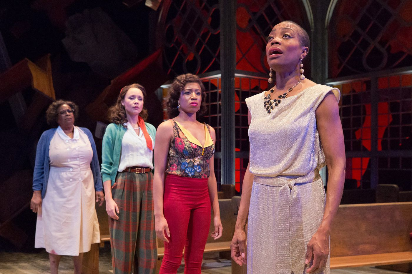 'Nina' at People's Light: Riveting politics and powerful singing