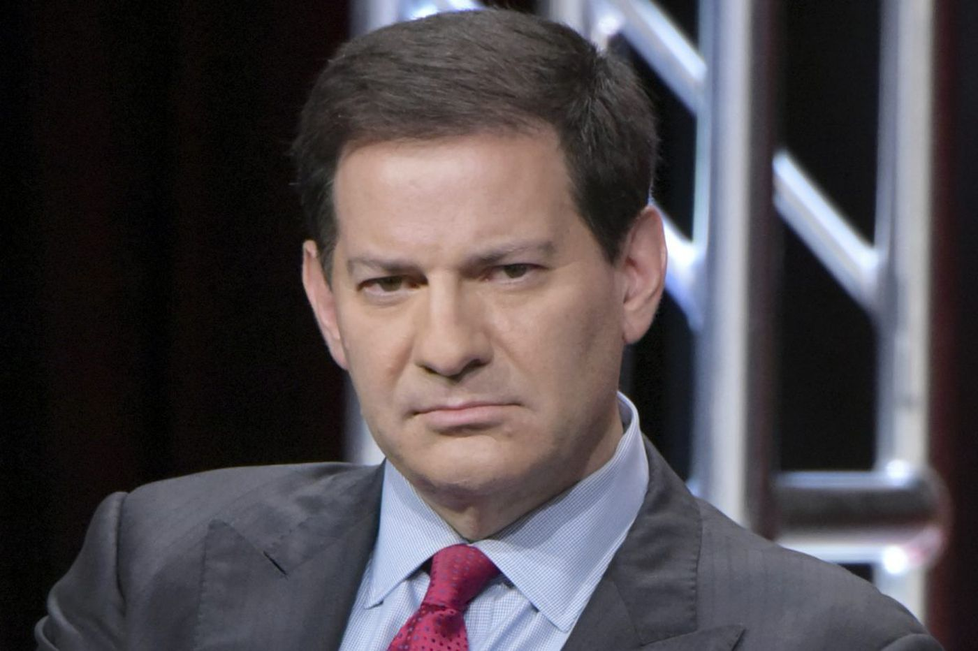 NBC political analyst Mark Halperin apologizes after five women accuse him of sexual harassment, CNN reports
