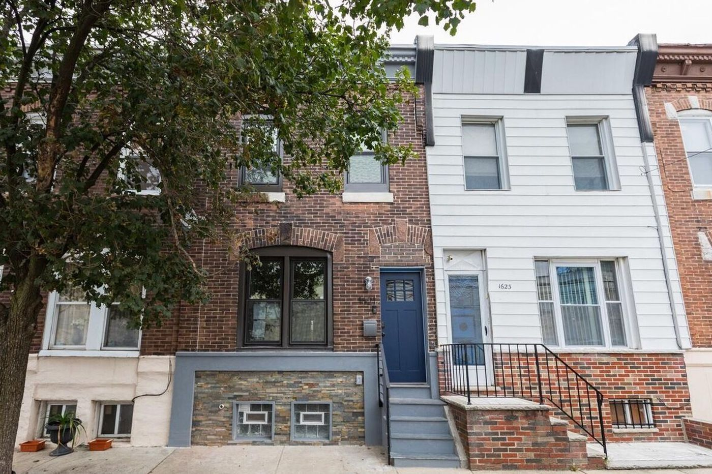 On the market: Point Breeze rowhouse with custom design for $308,888