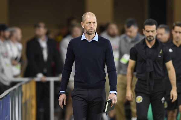 Gregg Berhalter hired as U.S. men's soccer coach 14 months after World Cup qualifying failure