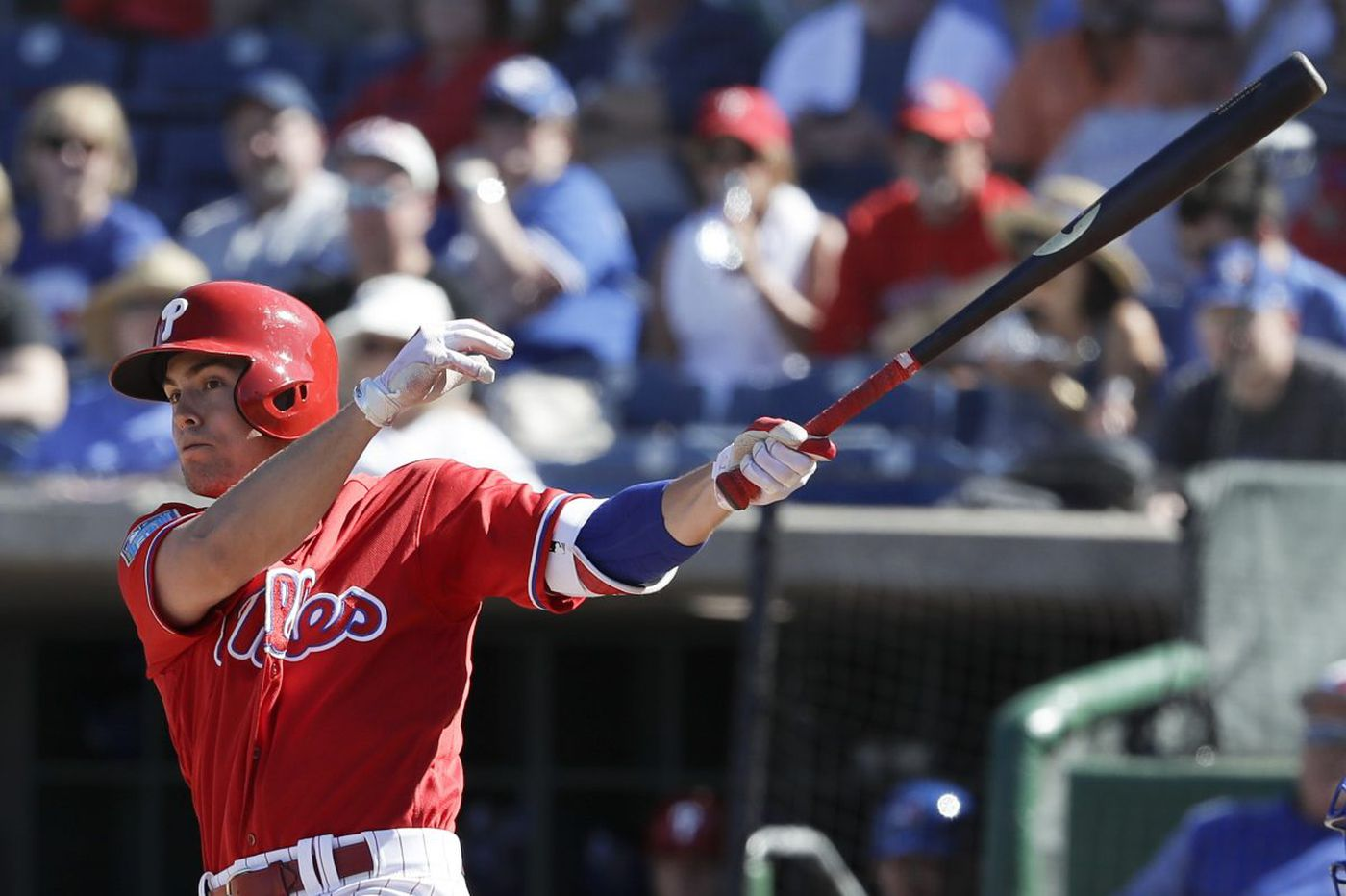 Scott Kingery, Jorge Alfaro connect for Phillies | Marcus Hayes