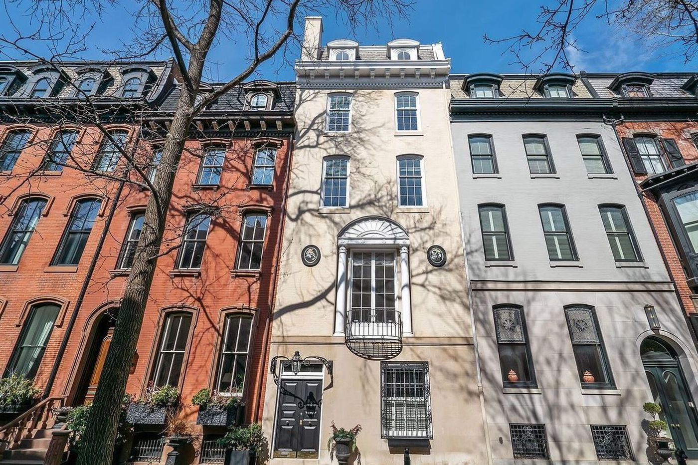 On the market: Five-story, 7,000-square-foot home on Delancey Place for $3,995,000