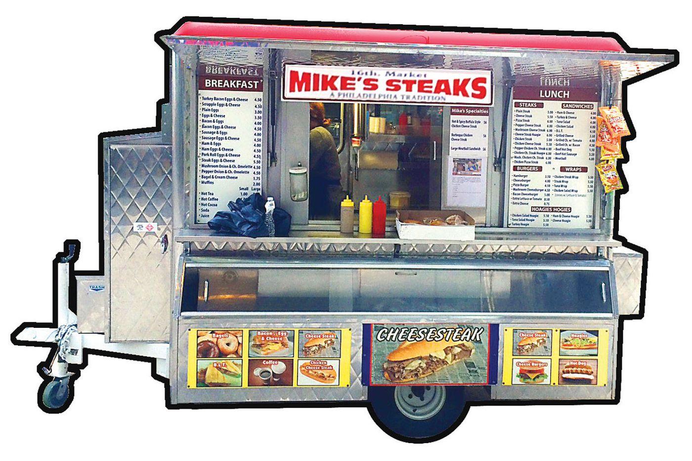 Truck Stop: Mike's Steaks