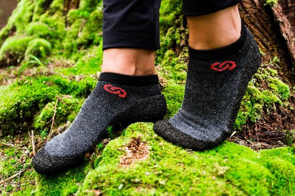 Travel Gear: Skinners Barefoot Sock Shoes