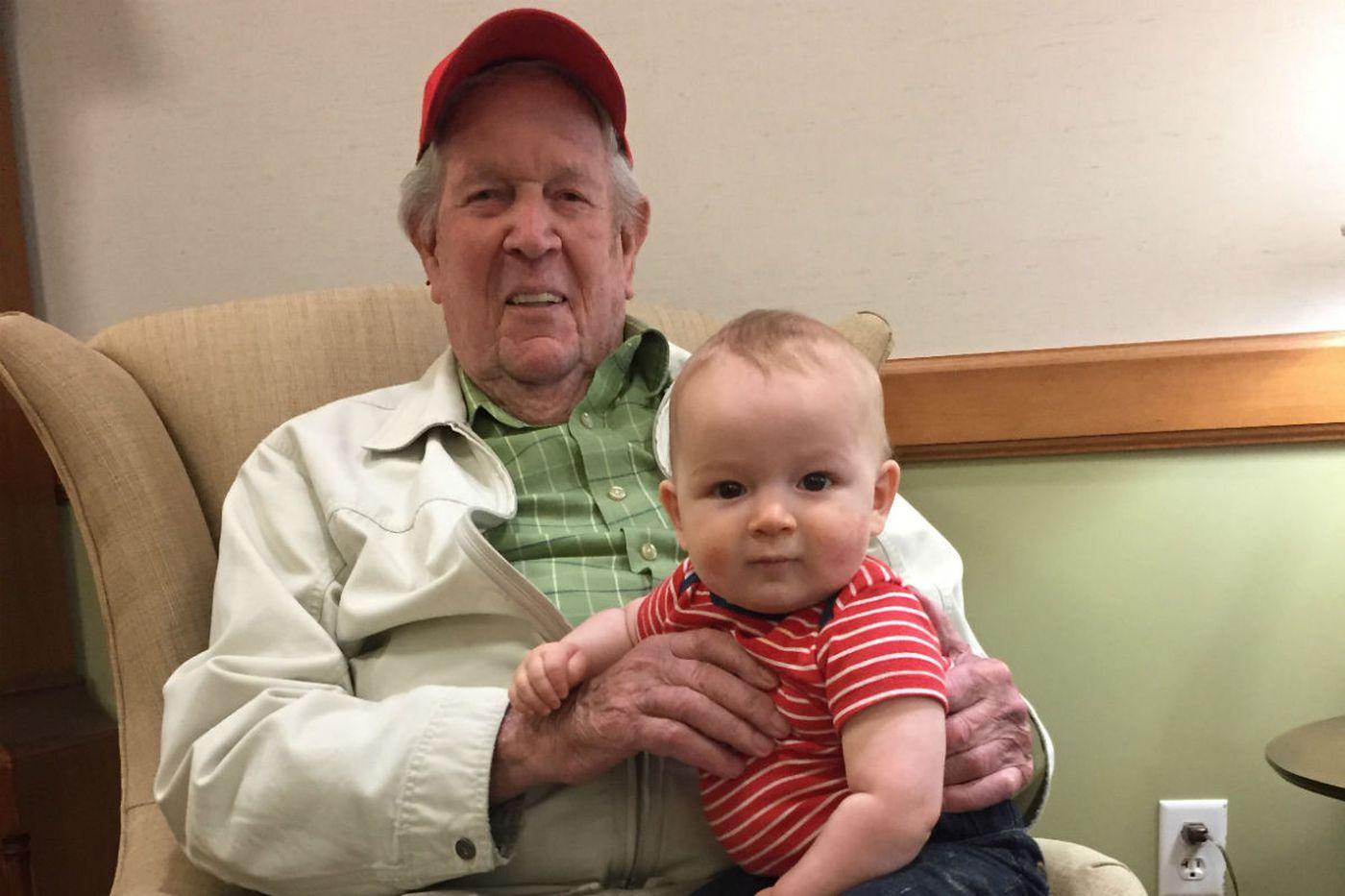 Thomas B.T. Baldwin, 95, sales executive who helped bring jobs to rural Delco