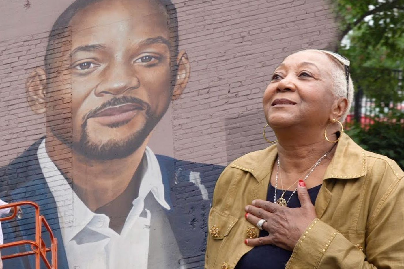Will Smith responds to West Philly mural: It 'just wrecked me'