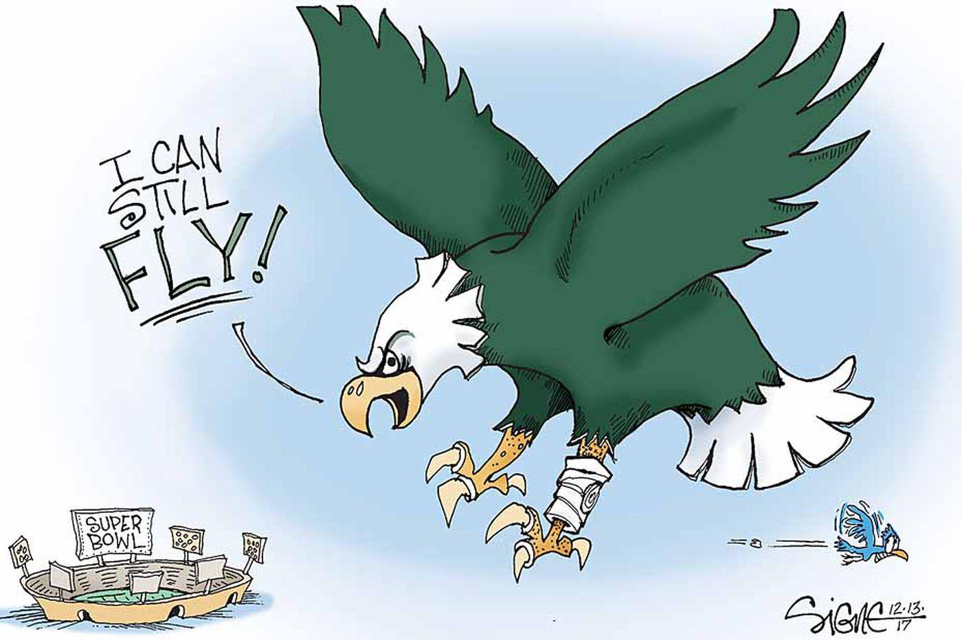 Daily Signe Cartoon 12/13/17