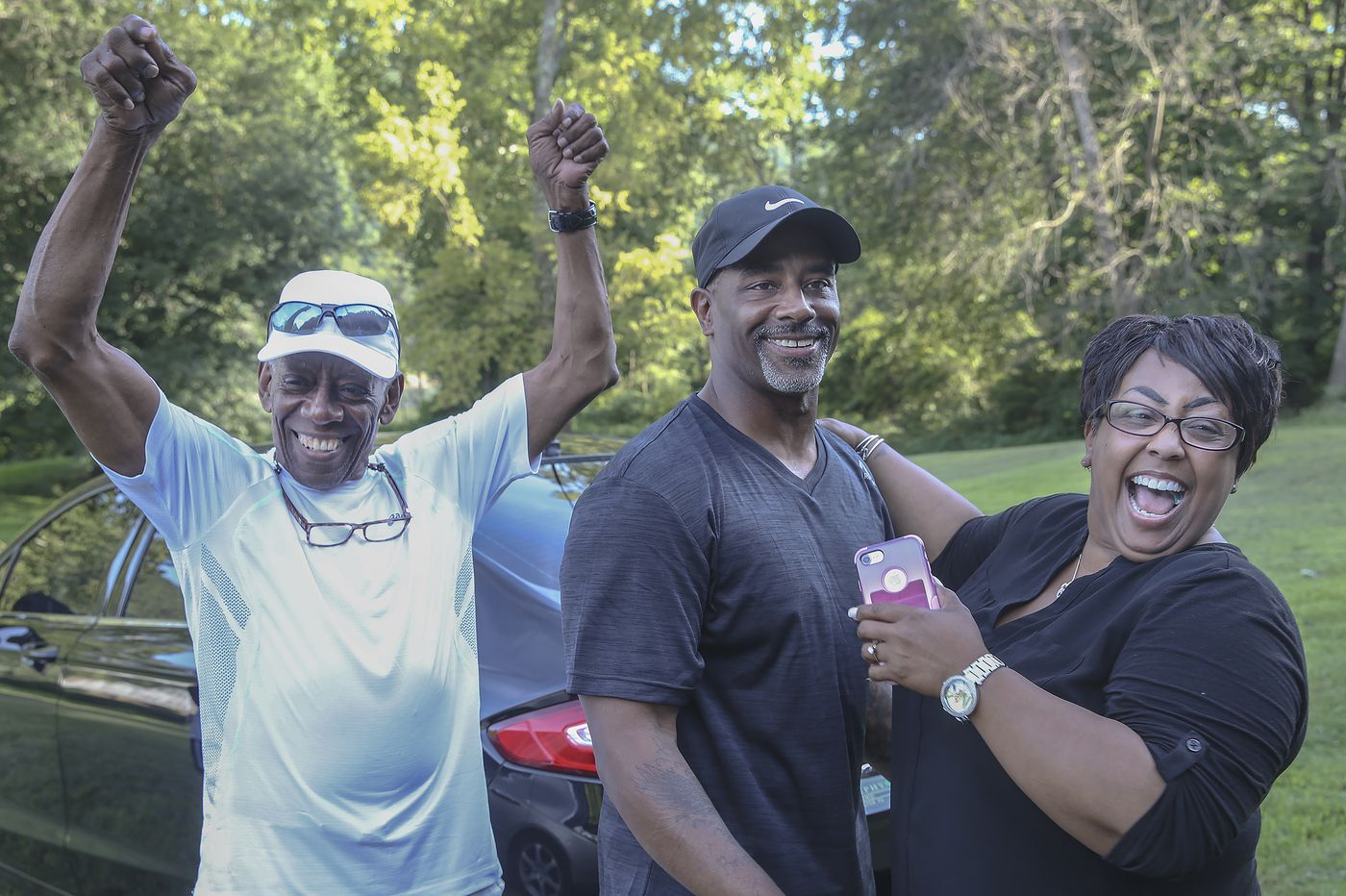 'It's surreal': After 28 years in prison, Philly man freed after prosecutors call him 'likely innocent' in 1991 murder