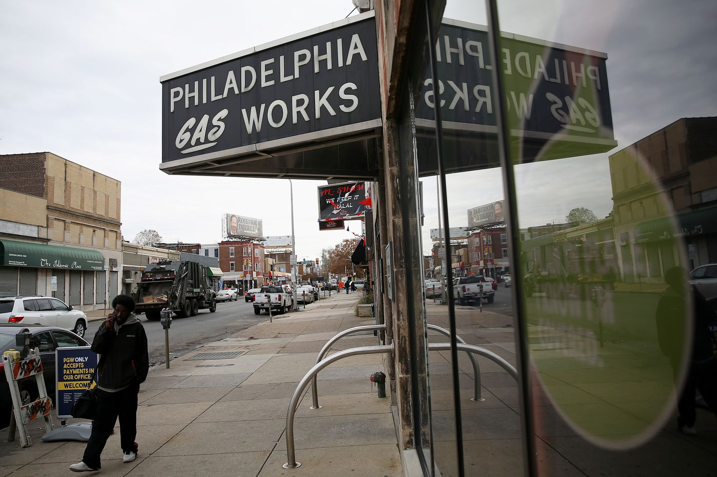 PGW wants an 11% rate hike as gas consumption falls