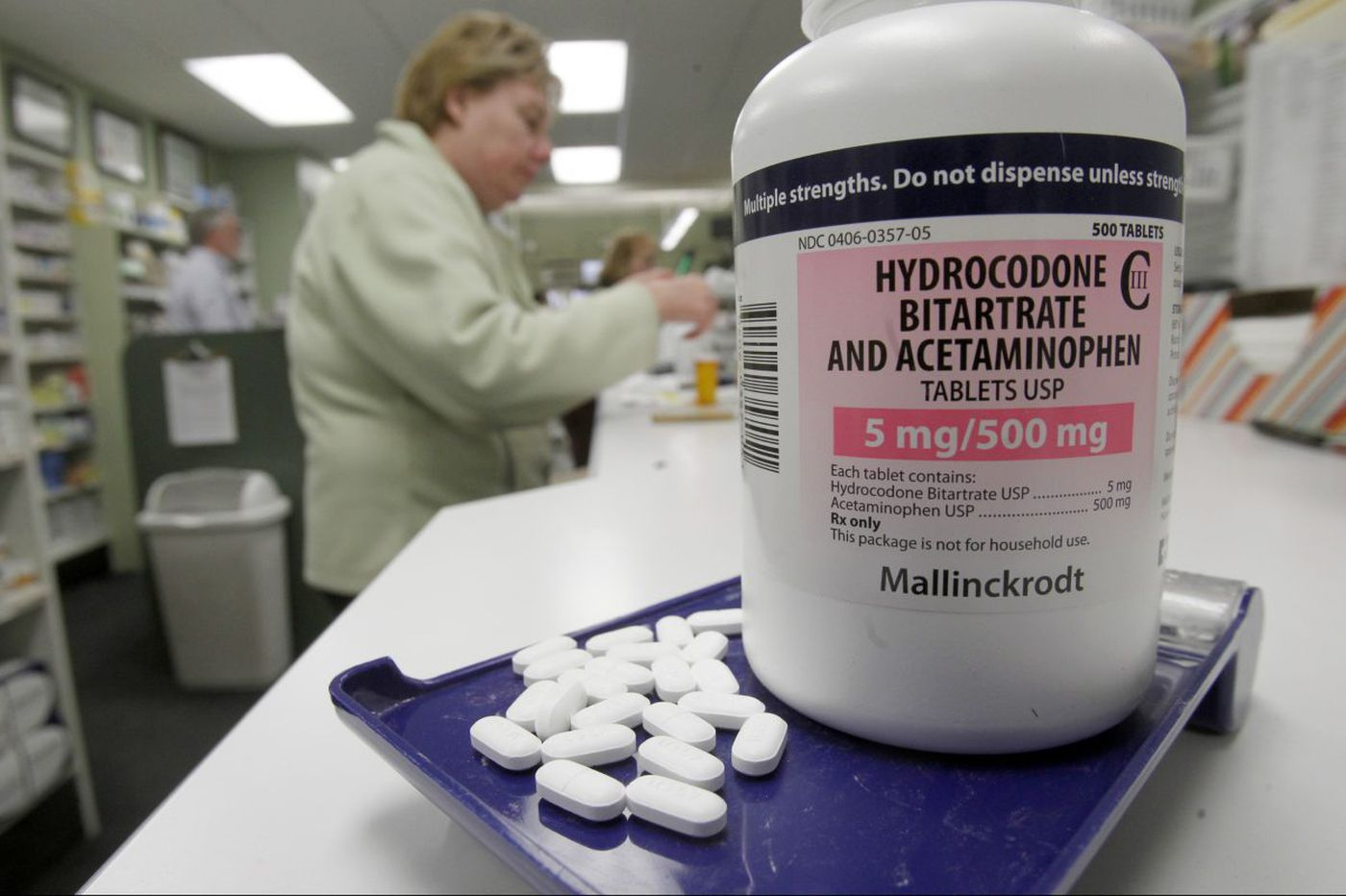Most opioid users stay on drugs even after overdosing, Pa. Medicaid study finds