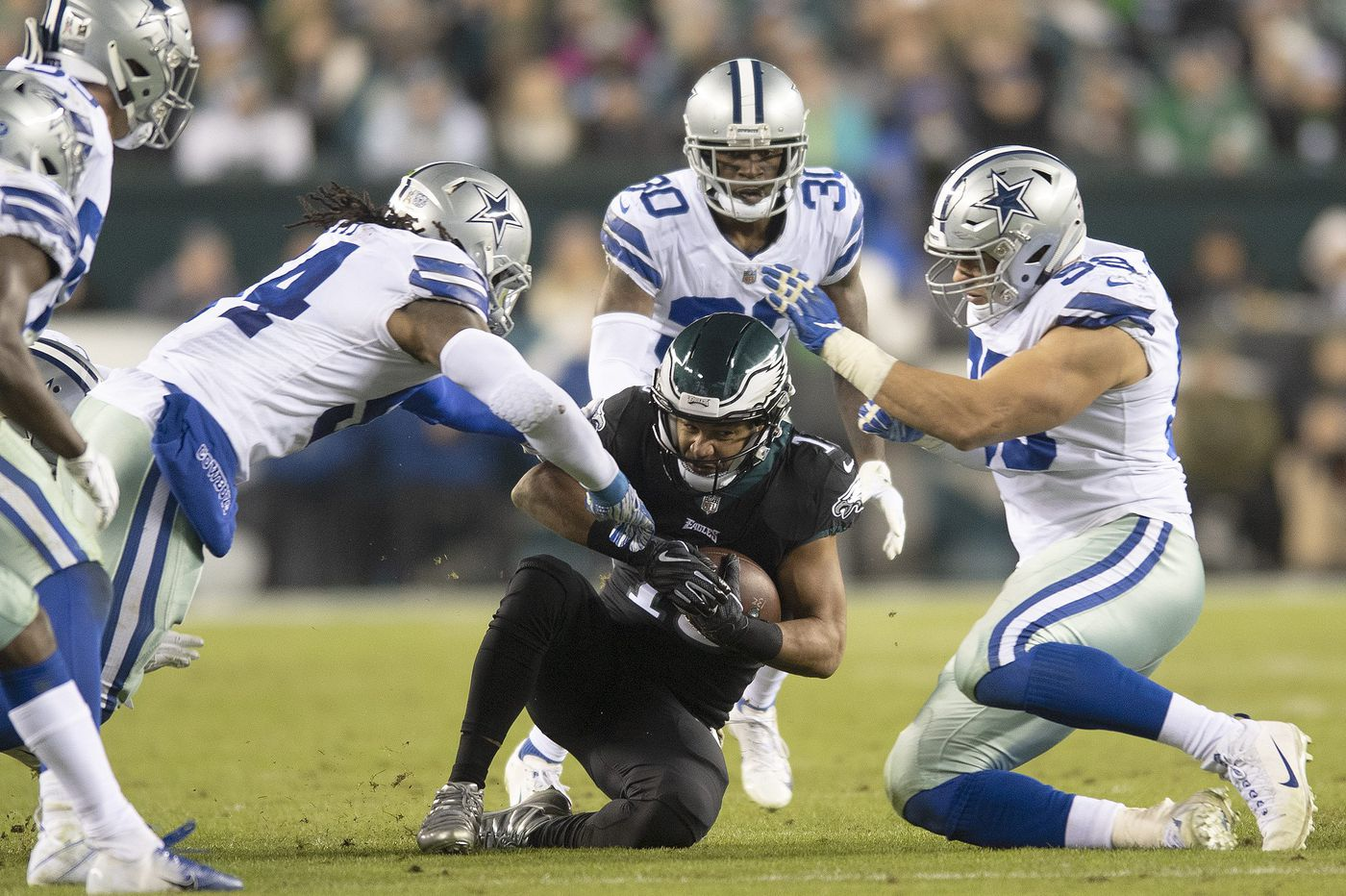 Loss to Cowboys is proof: Eagles are as bad as the rest of the NFC East | Marcus Hayes