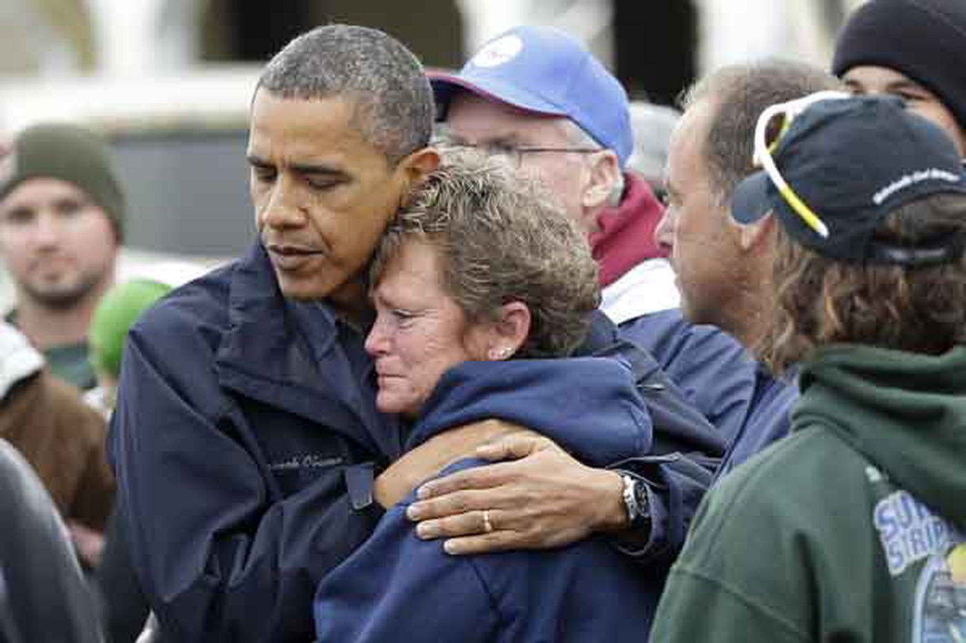 Brigantine shop owner who met Obama still waiting for relief