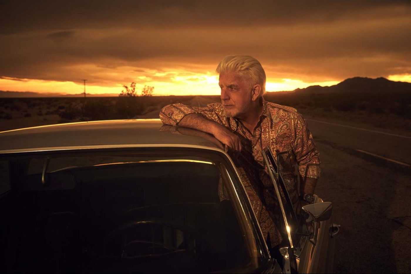 Is Michael McDonald cool again? The singer-songwriter (and his fabulous head of hair) returns to Philly