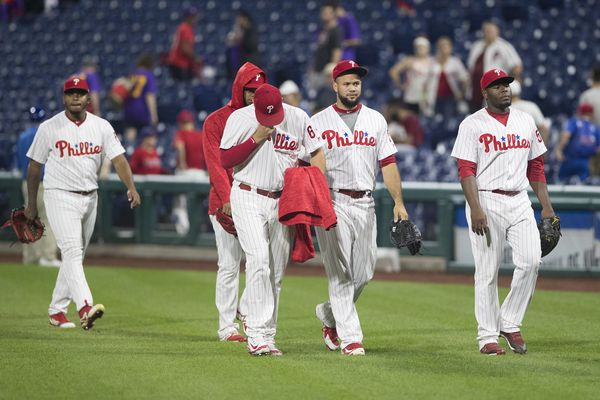 Sorry, Phillies, this is not 2007 | Extra Innings