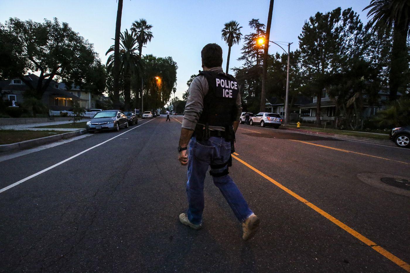 Immigration groups sue to block Trump's Sunday ICE raids
