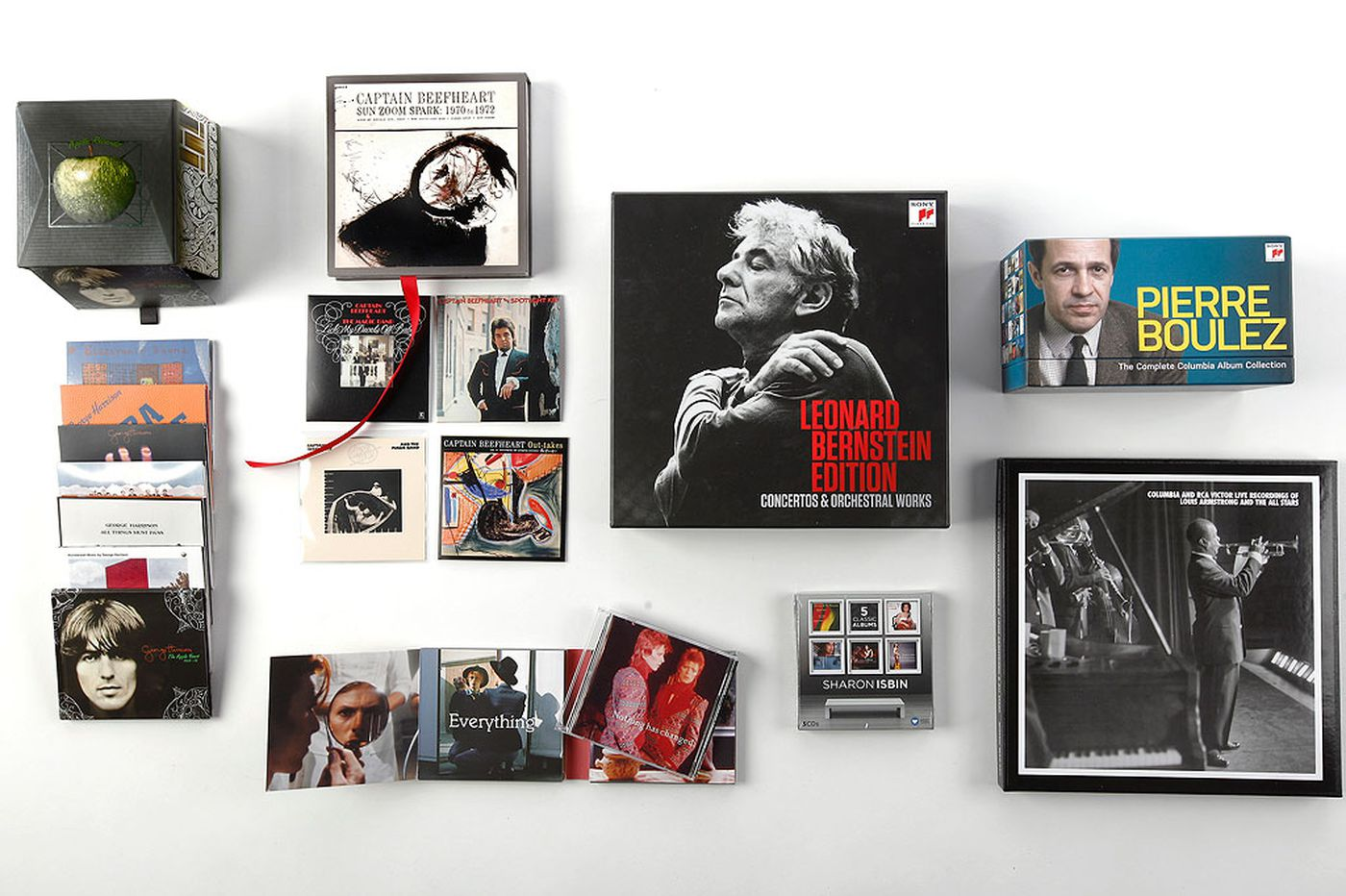 Music boxed sets for the perfect holiday gift
