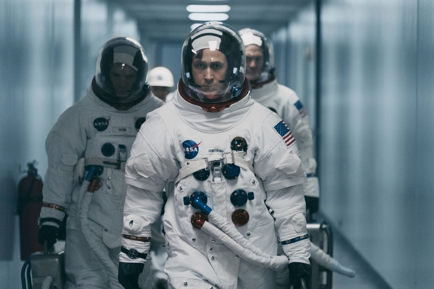 'First Man' scribe Josh Singer waves off the movie's flag controversy