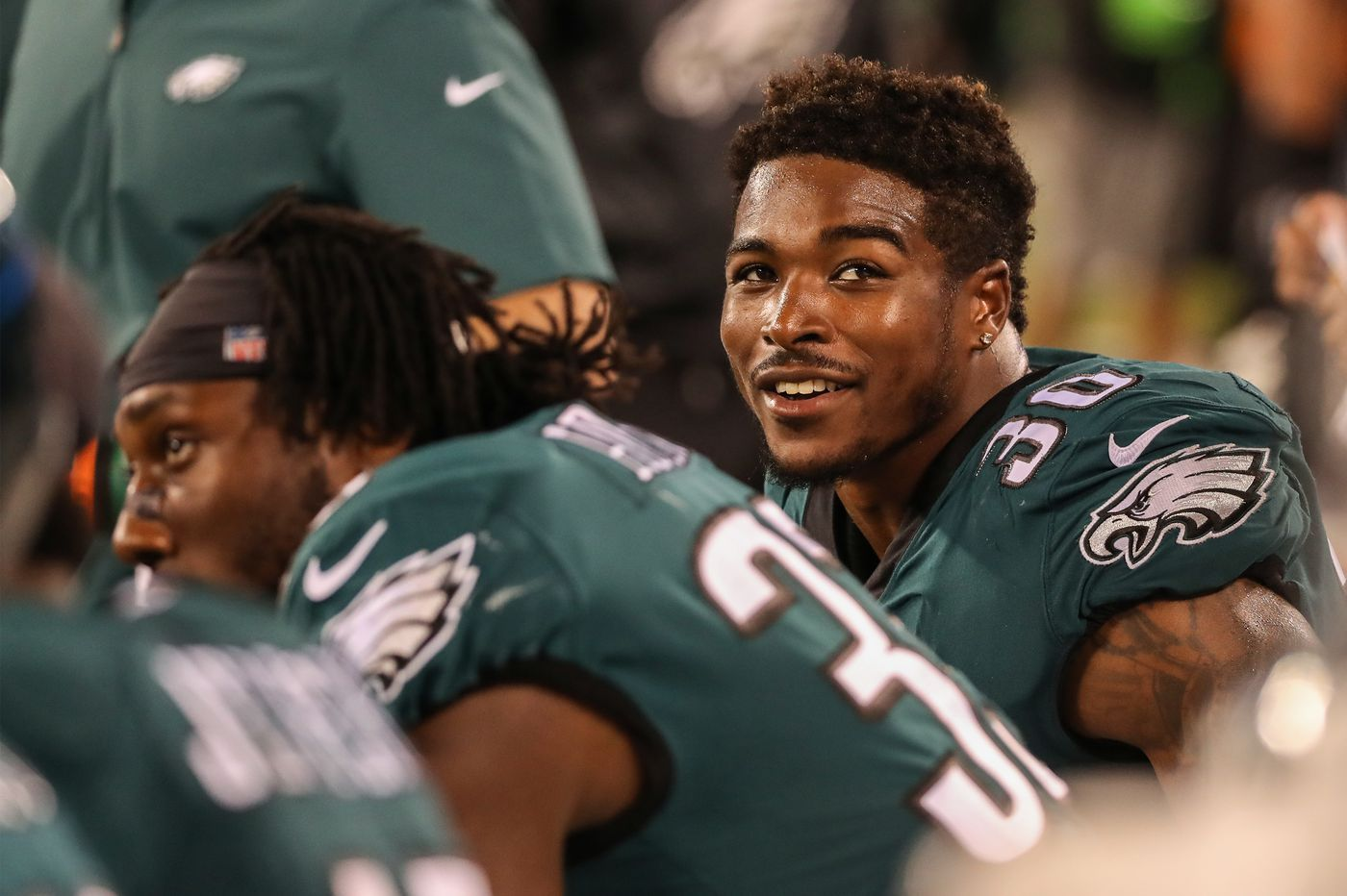 Eagles' playing time in win over Giants, safety situation, good day in NFC East   Early Birds